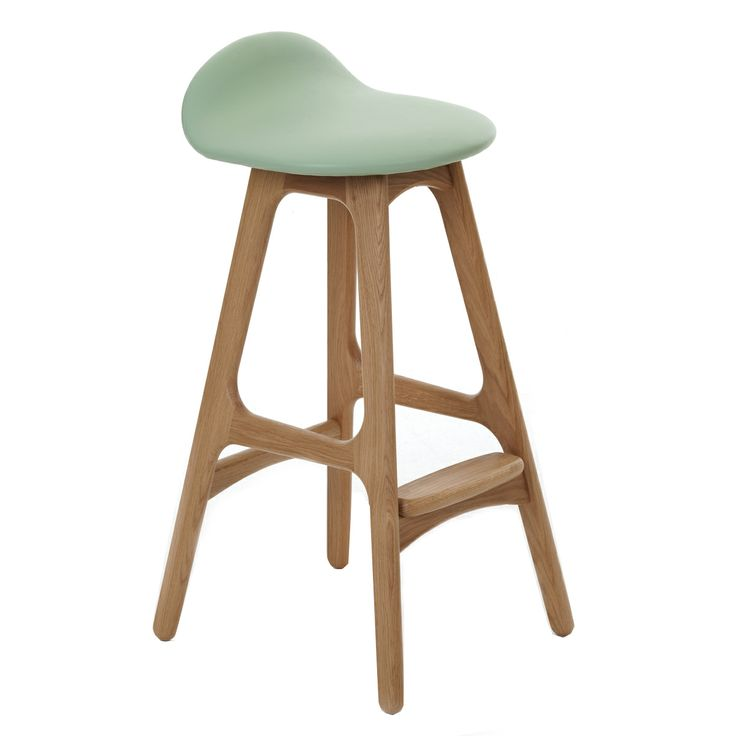 Mint Buch Barstool - exclusive to Great Dane.