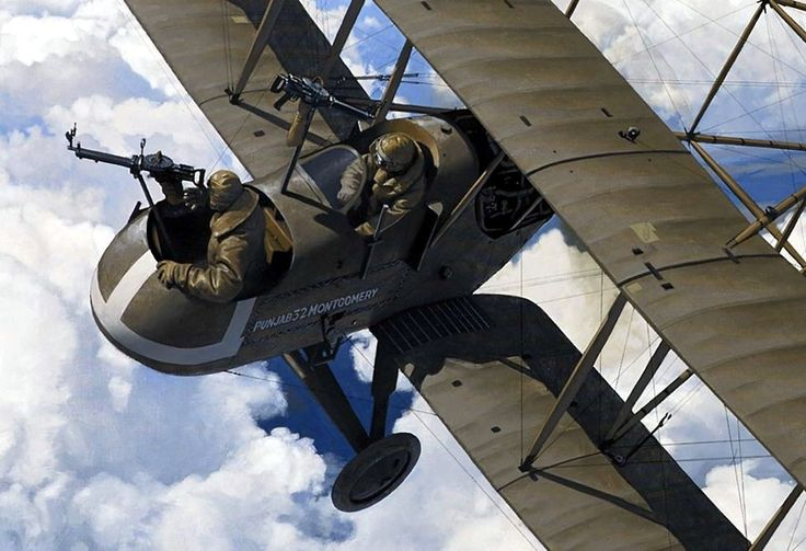 1916 09 17 The first victory of MvR - Alex Hamilton detail 17 September 1916 Victory #1 When patrol flying I detected shrapnel clouds in direction of Cambrai. I hurried forth and met a squad which I...
