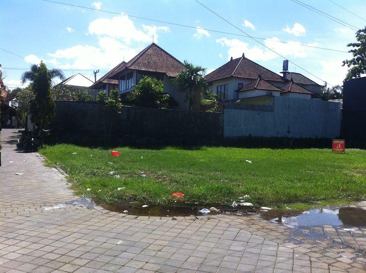 TANAH 6.95 ARE. JL RAYA SEMAT. CANGGU BRAWA. - Bali Best Property