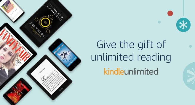 Amazon | Give the Gift of Kindle Unlimited #kindle #reading #read #goals #images #books #story #storytelling #knowledge #alien #bigfoot #sasquatch #cryptids #ancient #history #entertainment #entrepreneur #recipe #cool #christmas #holidays #lol #amreading #amazon #affiliate #facebook