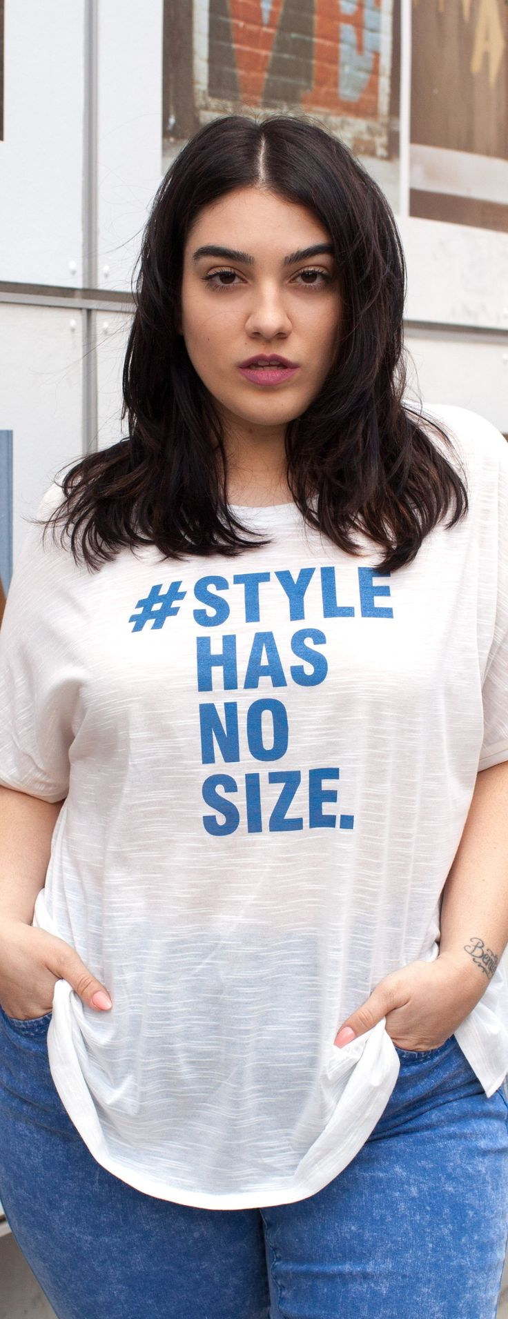 Style has no size! Read article with fashion tips for plus size (petite) women. (I'm still editing it, but you can read it if you want): http://www.boomerinas.com/2015/10/04/petite-plus-size-brands-womens-fashion-tips-for-cruisewear-casual-wear-eveningwear/