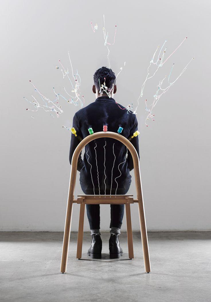 Josie Chair By Mathery Studio Design Inspirations
