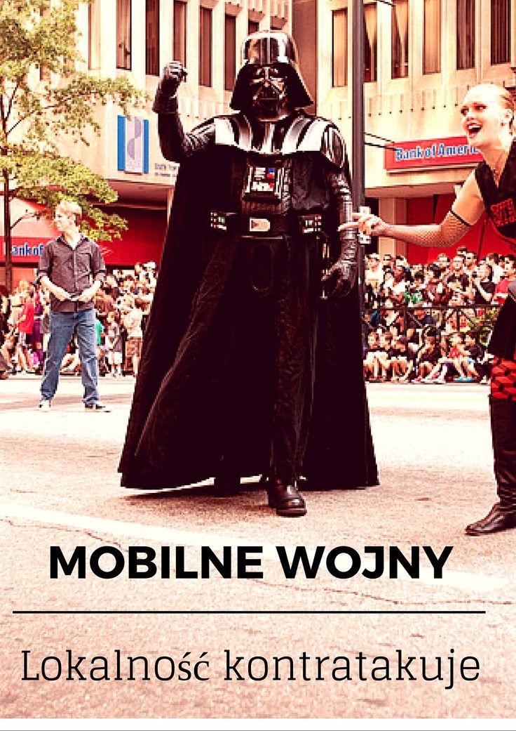 Mobile Marketing Automation | Mobilne wojny: Lokalność kontratakuje #CRMforMobile #CRMforMobileApps #MobileMarketingAutomation #Lokalność #LokalnyMarketing #LokalnyMarketingMobilny