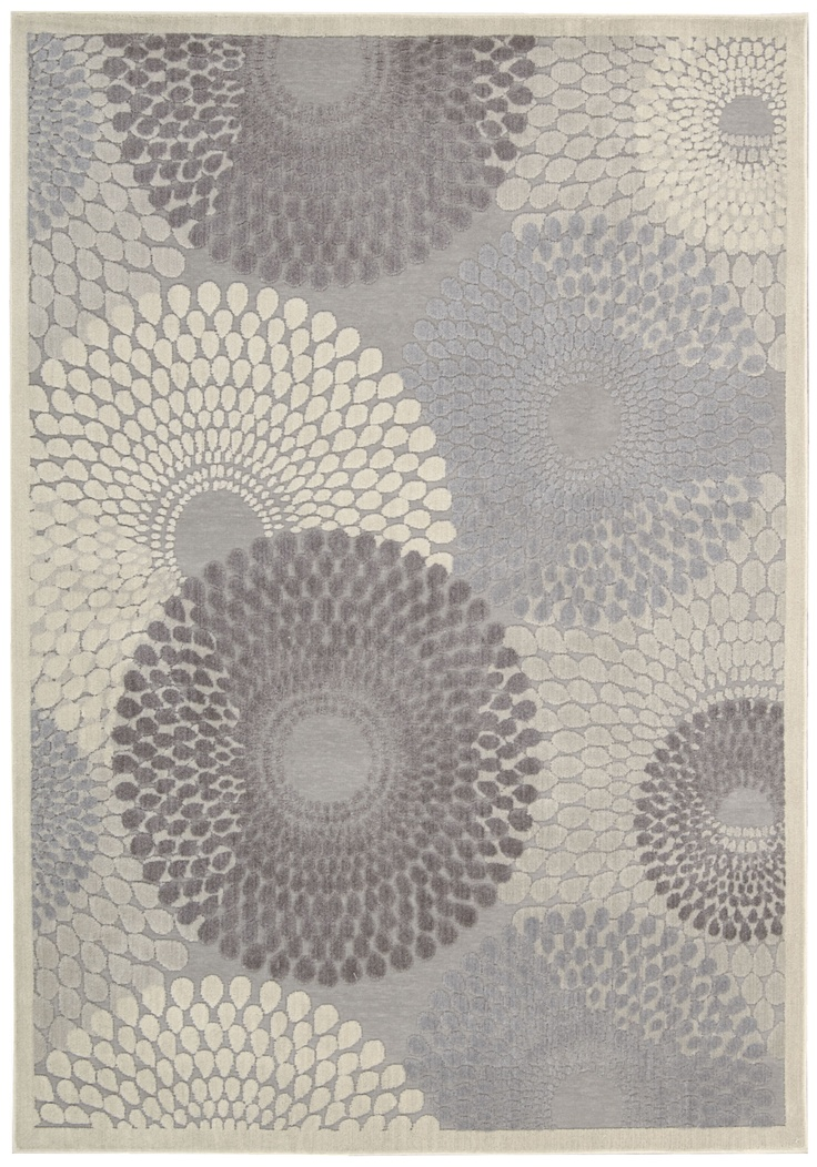 wildon home graphic illusions grey abstract area rug wayfair - Grey Area Rugs