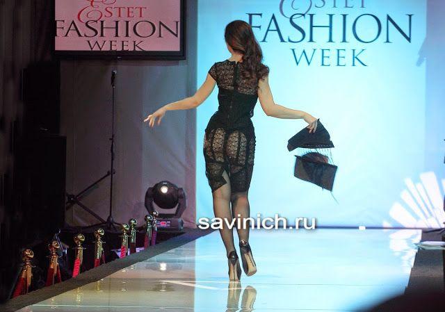 16 + Бурлеск-шоу на Estet Fashion Week — МИР ФОТОГРАФИЙ