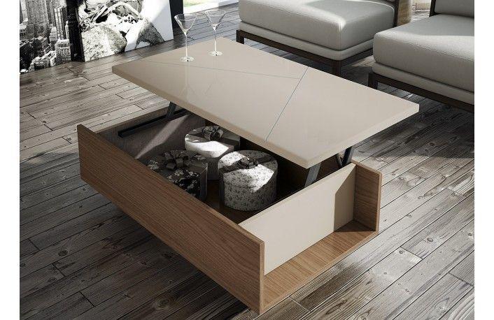 M s de 25 ideas incre bles sobre mesa centro elevable en - Mesas salon elevables ...