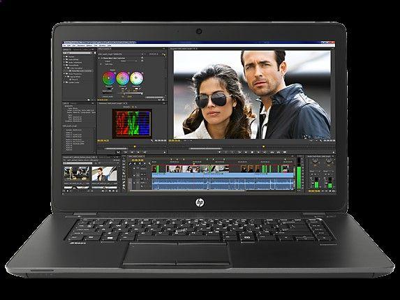 Ultrabook Laptops - HP ZBook 15u G2 Mobile Workstation  - TOP10 BEST LAPTOPS 2017 (ULTRABOOK, HYBRID, GAMES ...)