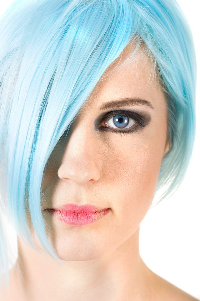 How To Remove The Blue From My Hair Dyed Hair Blue Hair Dye
