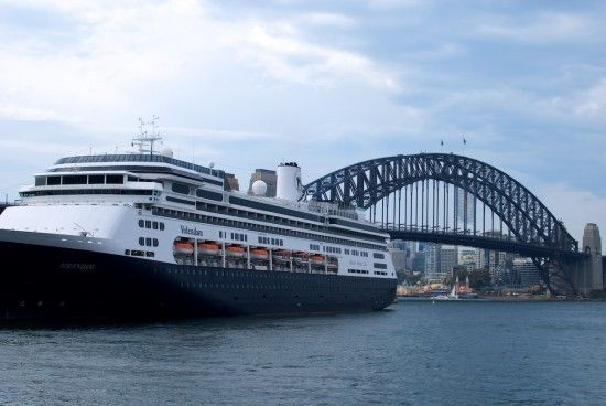 140 years young, HAL's Volendam sets sail in Australia. The beautiful garden theme of Volendam is reflected in an artful floral motif throughout the ship's spacious public rooms and elegant staterooms.