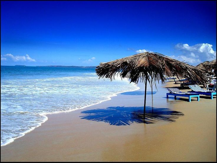 India Destinations – Agonda Beach India
