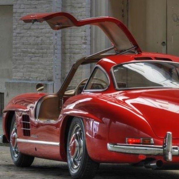 #MercedesBenz300sl