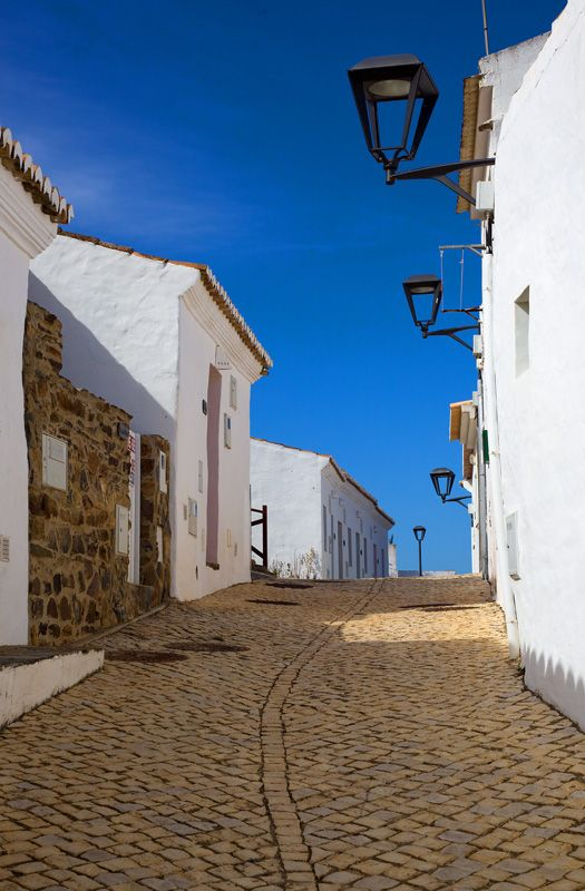 "Aldeia de Pedralva, Algarve - Portugal ...an eco-tourism village replete with cobbled lanes, whitewashed houses, a grocery store and a traditional Algarve restaurant. ""The idea here is to cut off from the life that you have in big cities, or even small cities... NYTImes"