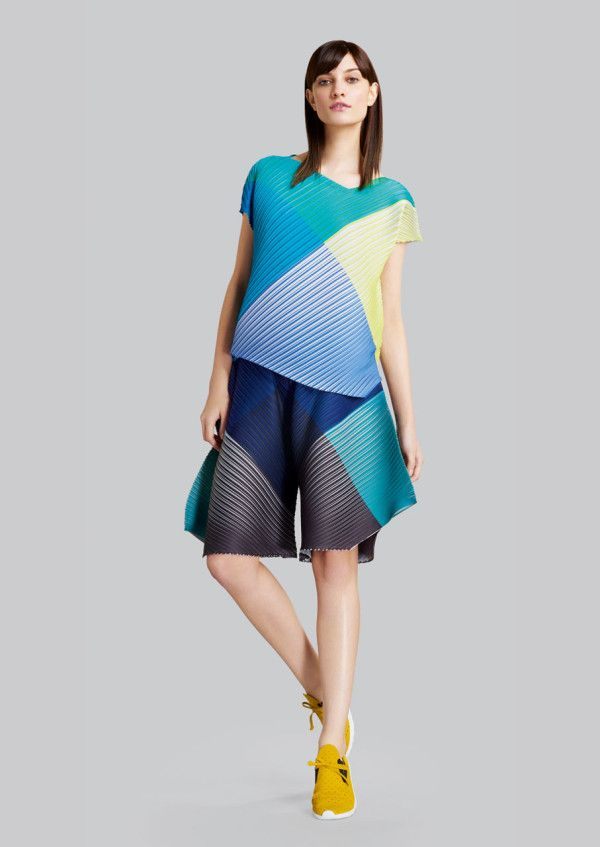 PLEATS PLEASE Issey Miyake x Native Shoes Collaboration