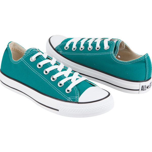 CONVERSE Chuck Taylor All Star Womens Shoes ($45) ❤ liked on Polyvore