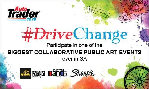 Ever wanted to COLOUR in a CAR? Now's your chance! HELP colour in OUR fleet & #DriveChange http://www.autotrader.co.za/drivechange