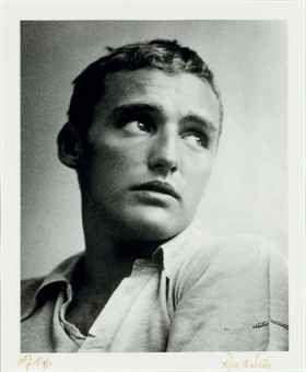 Dennis Hopper, 1955 by Roddy McDowall