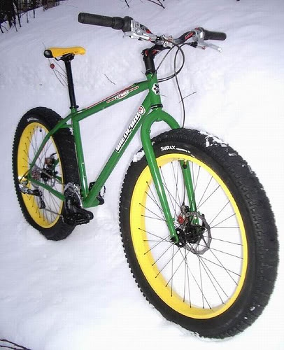 John Deere Pugsley - Mtbr Forums
