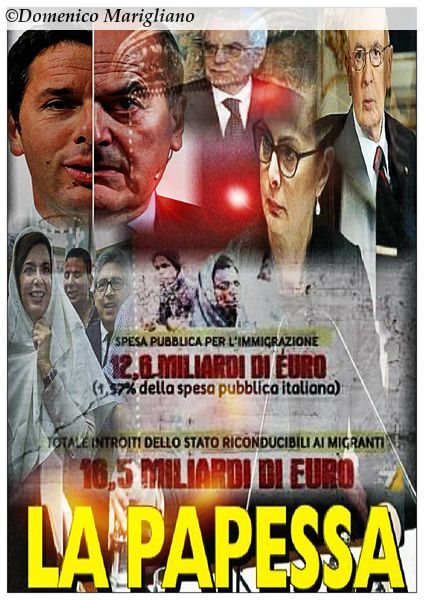 FUORI GLI ISLAMICI DALL'ITALIA E ANCHE IL PAPA CHE LI GIUSTIFICA OGNI VOLTA CHE SBAGLIANO CONTRO LA NOSTRA RELIGIONE, E CONTRO LA NOSTRA GENTE IL TROPPO BUONISMO UCCIDE!!! :: L'irritante news