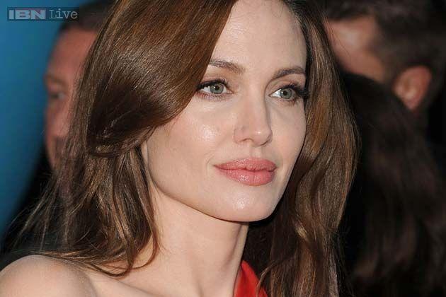 Beautiful brown hair - rocked by Angelina Jolie