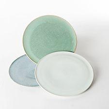 Dorthe Hansen ceramic plates