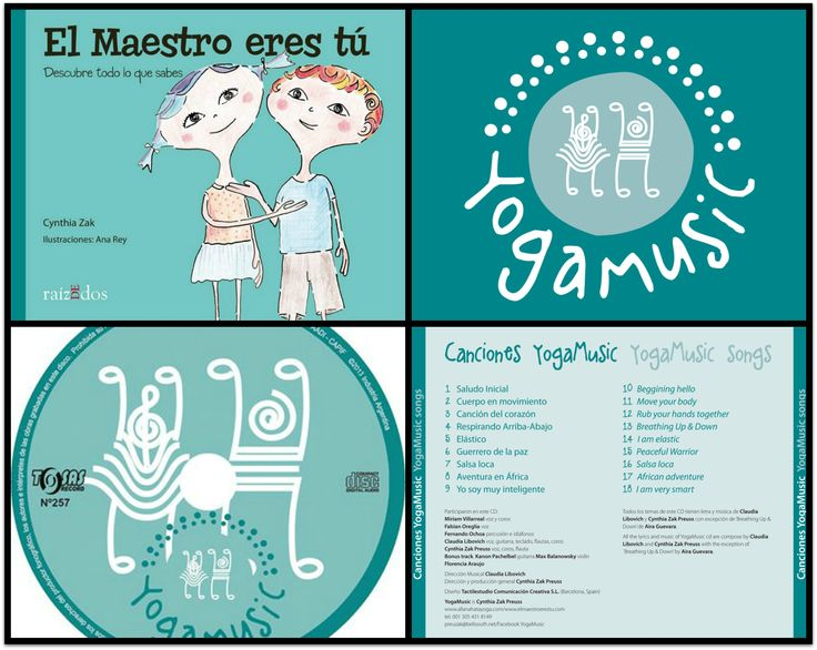 Review for Spanish #kidsyoga products on this new OMazing Kids blog post: http://omazingkidsllc.com/2014/01/10/review-el-maestro-eres-tu-book-yogamusic-cd/