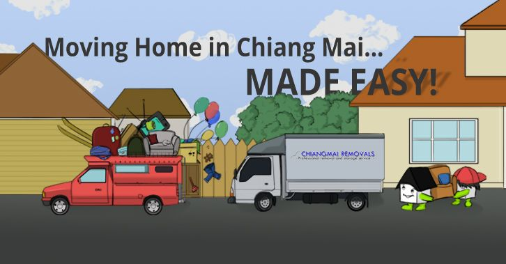 Moving Home In Chiang Mai Made Easy Perfect Homes Moving Home Chiang Mai Moving