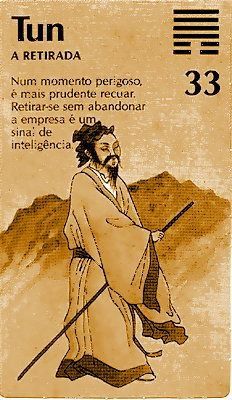 I Ching 33