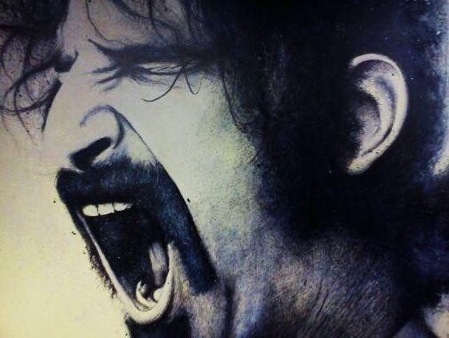 Frank Zappa - biro