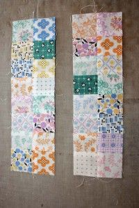 Postage Stamp Quilt Block Tutorial – The easy strip-piecing way | Seams to be you and me