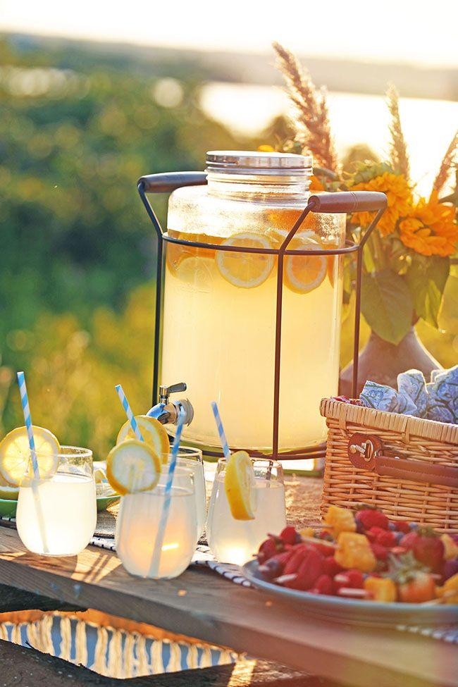 Sunset & Lemonade
