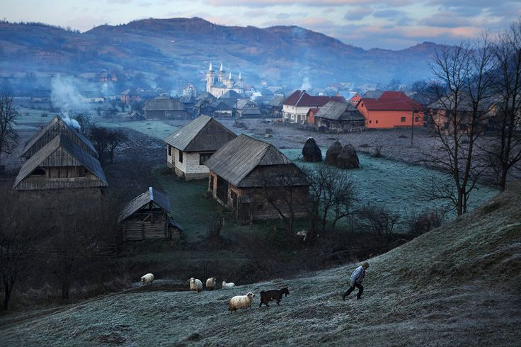village:Village in Maramures, Romania
