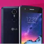 The LG K8 2017 is US Cellular's first cheap Android Nougat phone