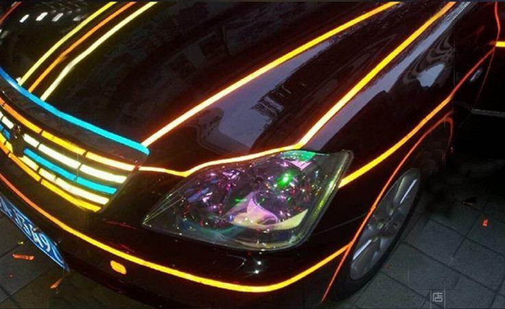 150ft Car Racing Decal 3m Vinyl Pinstripe Pin Striping