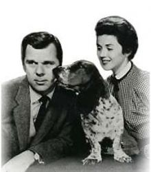 People's Choice.....Starring Jackie Cooper with Cleo, the talking dog.