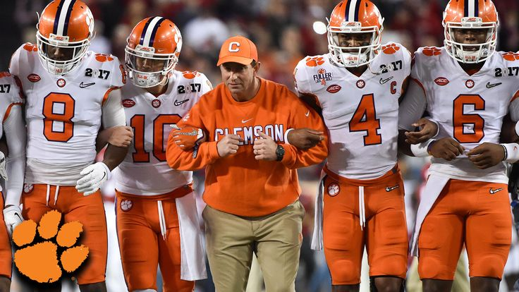 The Clemson Tigers are National Champs. They beat Alabama, __-__ to win the CFP Championship. It's the fulfillment of a mission that began in 2008 when Dabo Swinney was named interim head coa…