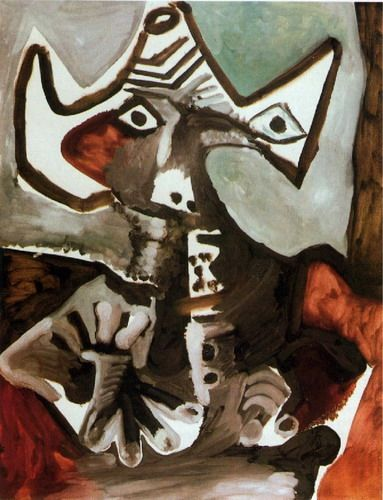 Artist Pablo Picasso Paintings