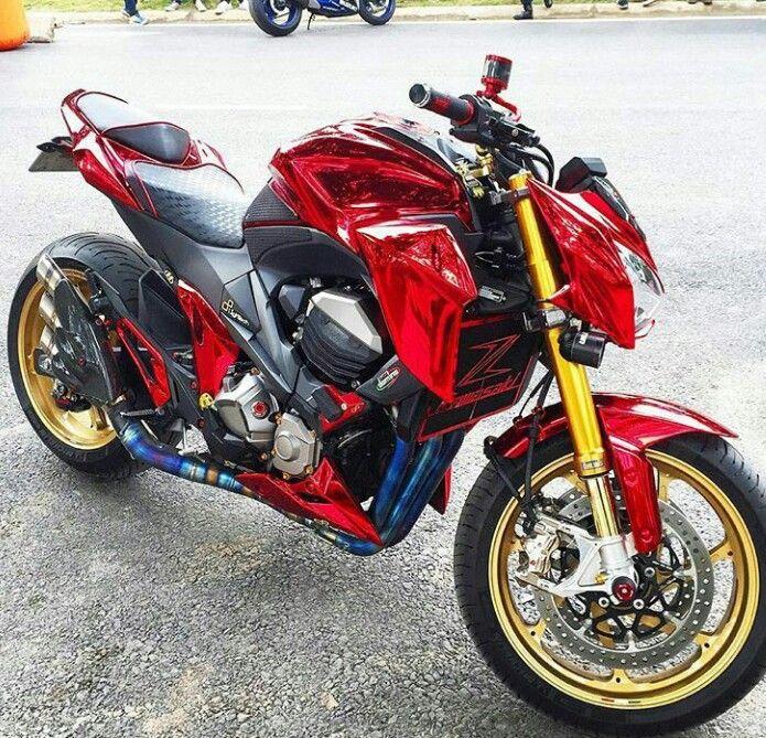 Hot chrome z800