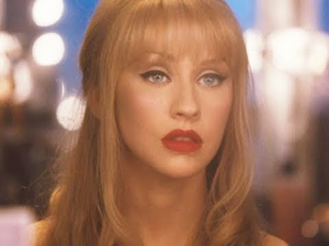 Christina in Burlesque...she is gorgeous in this movie. The makeup!! <3