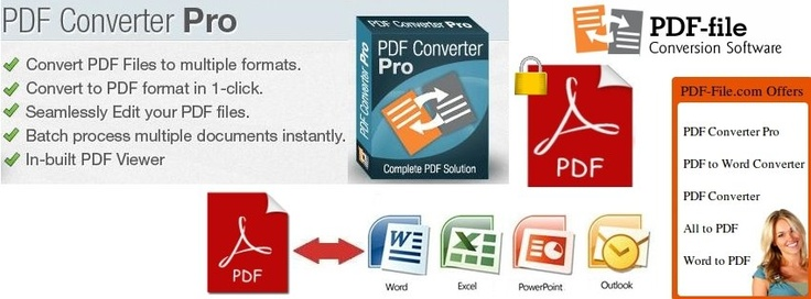 Now Edit your PDF Files by converting them to a number of