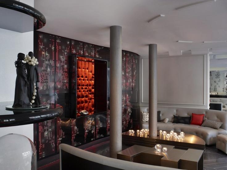 9511 best elle decor ecletic glamour chic 20 th for Top design hotels paris