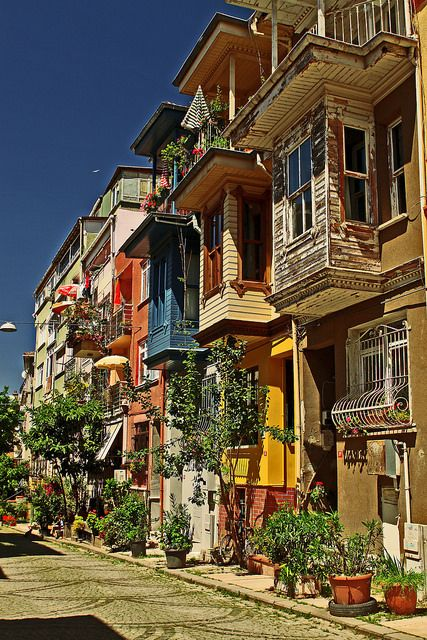 Old town in spring | Istanbul