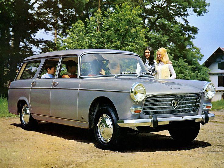 1960–78 Peugeot 404 Break