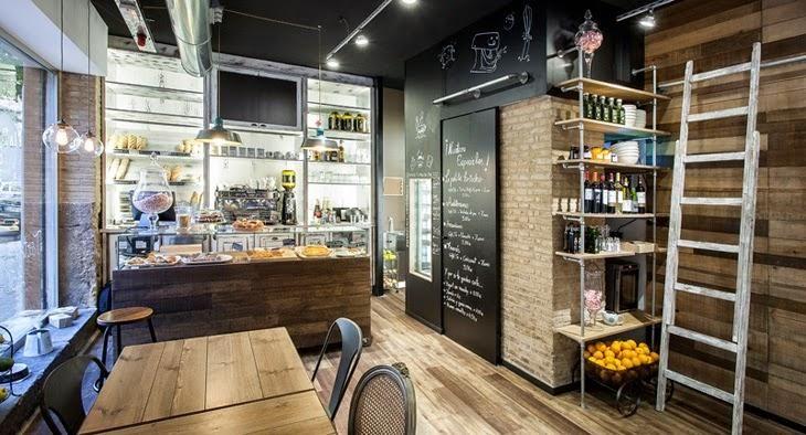 La Cafetería con encanto más bonita...