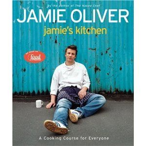 Reading Jamie Oliver's cookbook(s) is quite entertaining! Love him!