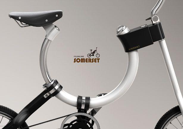Somerset Folding Bike and e-Bike by Kaiser Chang