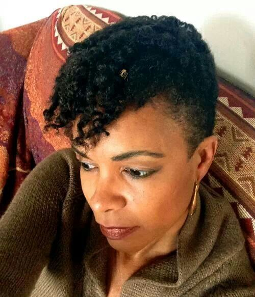 4 c Tapered Hairstyles for Natural Hair | Pinned by Yvette Smith