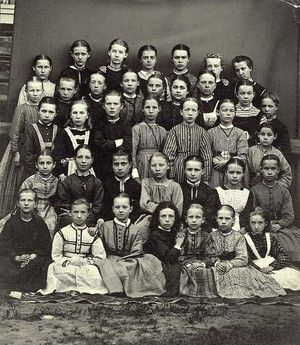 Svenska fruntimmerskolan i Uleåborg 1869