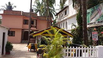Henry's Place in Goa
