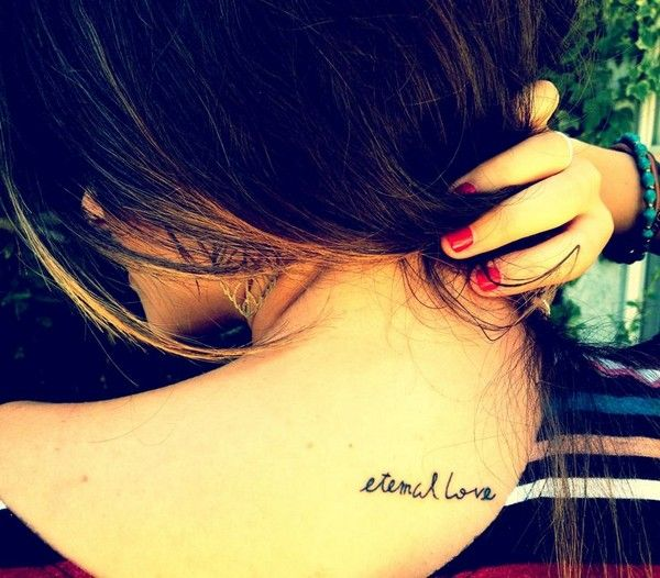 Tattoo Quotes Handwritten: Best 25+ Eternal Love Tattoo Ideas On Pinterest