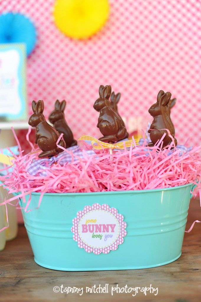 A step by step video tutorial to learn how to make these cute chocolate Easter bunny pops all by yourself in just 10 minutes.